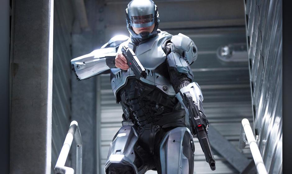 'Robocop'. Neue Rüstung, neues Glück.