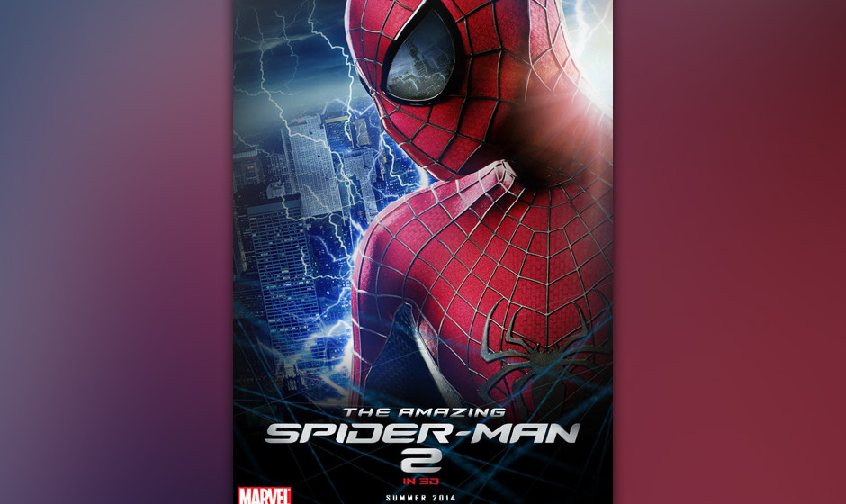 'The Amazing Spider Man 2'. We're so amazed!