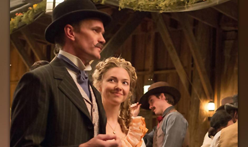 'A Million Ways To Die In The West'. Regisseur und Comedian Seth McFarlane wagt sich an das Western-Genre ran.
