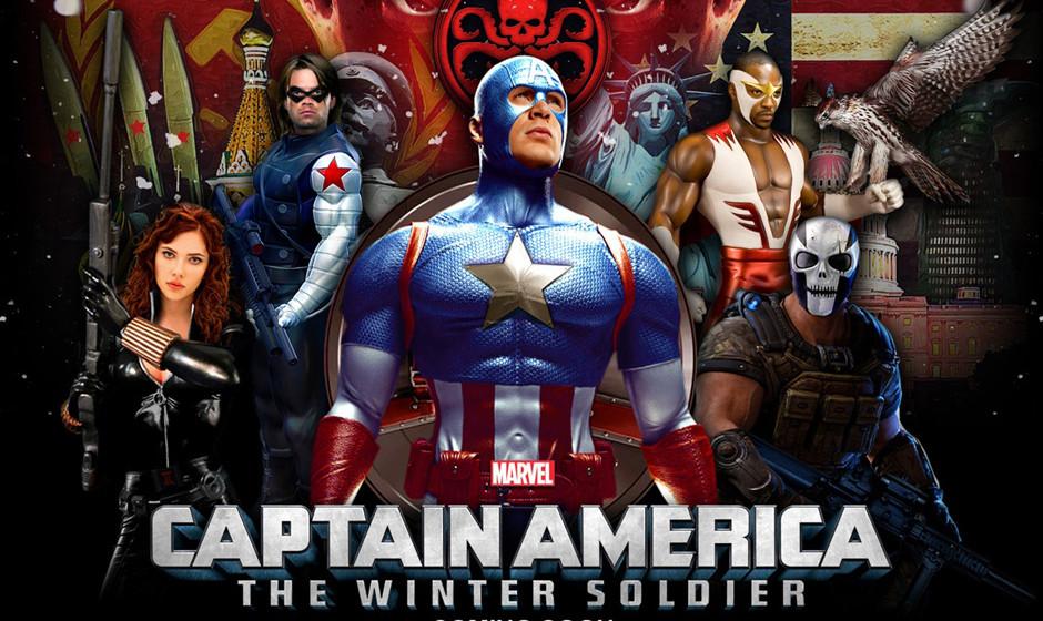 'Captain America: The Winter Soldier'. Kann nur besser werden als Teil 1.