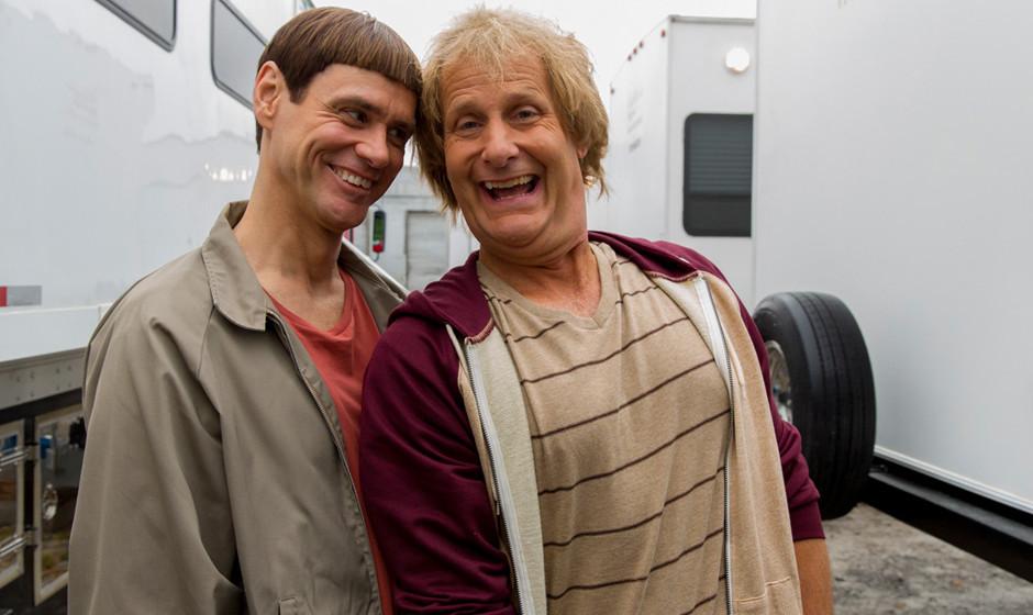 'Dumb and Dumber To'. Jim Carrey hat sich also erweichen lassen. Jeff Daniels wird sich derweil die Hände reiben. Regie: die