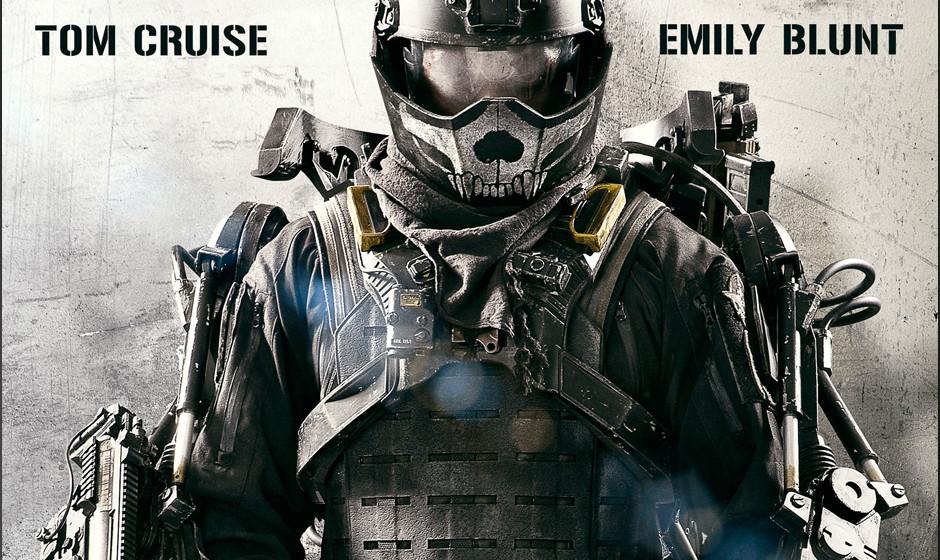 'Edge Of Tomorrow'. Täglich grüßt das Murmeltier –im Actionmodus. Tom Cruise muss als Zukunftskämpfer sterben –t�