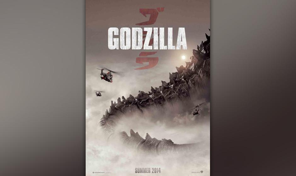 'Godzilla'. Kann Bryan Cranston alias Walter White die Echse stoppen?