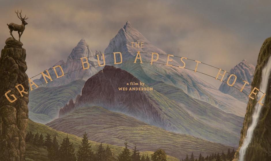 'Grand Budapest Hotel' wurde auch in Potsdam-Babelsberg gedreht.