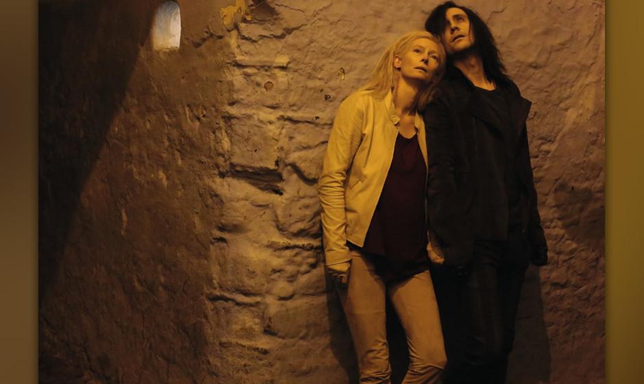 'Only Lovers Left Alive'. Jim Jarmusch goes Vampire. Mit Tilda Swinton. Lag doch eigentlich auf der Hand, oder?