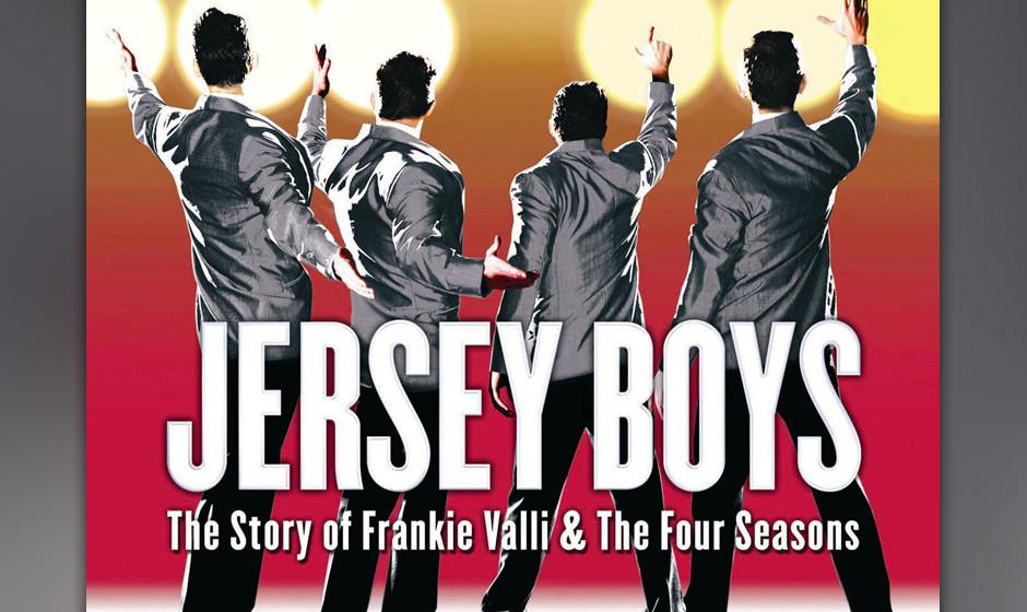 'Jersey Boys'. Regisseur Clint Eastwood beleuchtet die Beziehungen von Frankie Valli & The Four Seasons zur Mafia