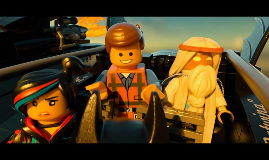 'The Lego Movie'. Ja, warum eigentlich nicht.
