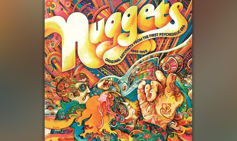 196. Various Artists - Nuggets: Original Artyfacts From The First Psychedelic Era 1965-1968, 1972 Die 27 Tracks waren kurze,
