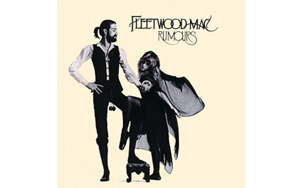 Fleetwood Mac 'Rumours' high res cover art
