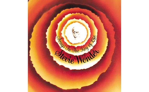 Stevie WonderSongs in the Key of LifeHIGH RESOLUTION COVER ART