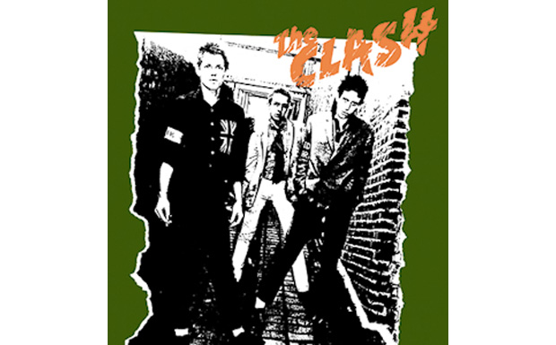 The ClashHIGH RESOLUTION COVER ART