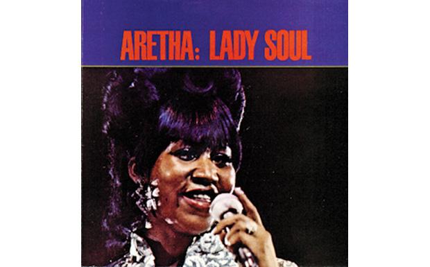 Aretha FranklinLady SoulHIGH RESOLUTION COVER ART