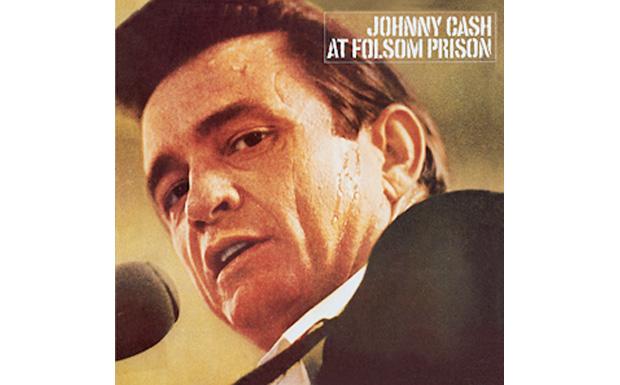 JOhnny CashAt Folsom PrisonHIGH RESOLUTION COVER ART