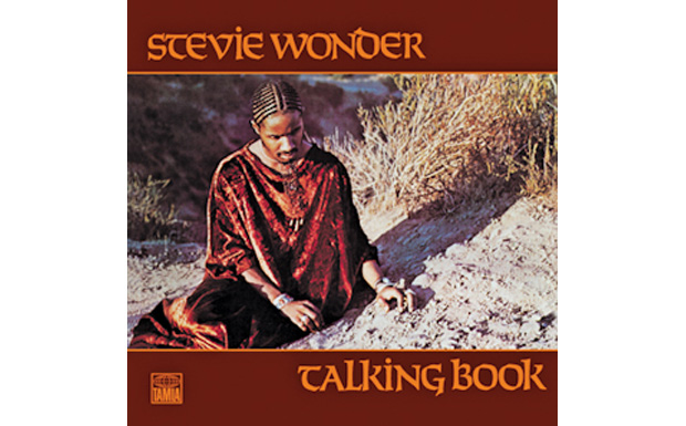 Stevie WonderTalking BookHIGH RESOLUTION COVER ART