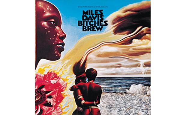Miles DavisBitches BrewHIGH RESOLUTION COVER ART