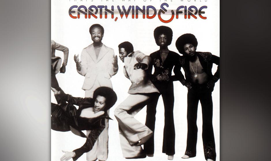 486. That's The Way  Of The World: Earth, Wind & Fire (1975). Bevor er sich für afrikanische Daumenklaviere und außerirdi