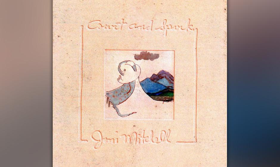 """113. Joni Mitchell - Court And Spark, 1974 Mit seiner schnörkellosen Eleganz entwickelte sich """"Court And Spark"""" zu Mitch"""