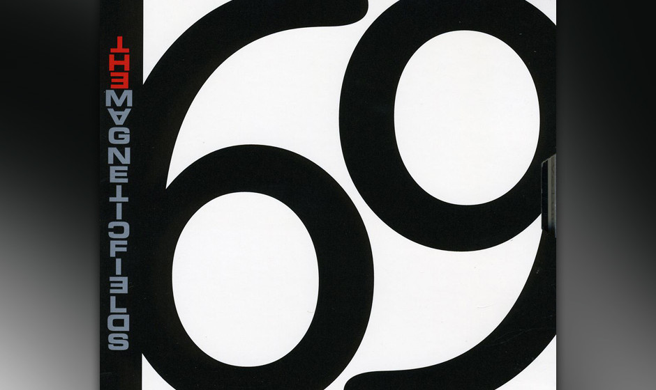 465. 69 Love Songs: The Magnetic Fields (1999). Drei Discs voll brillant ziselierter Melodien zum größten aller Gefühle. S