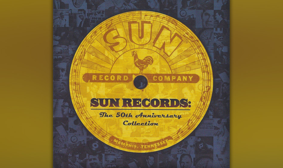311. The Sun Records Collection: Various Artists, 1994. Ungeschliffener Blues, Country und Rockabilly, dargeboten von Elvis P