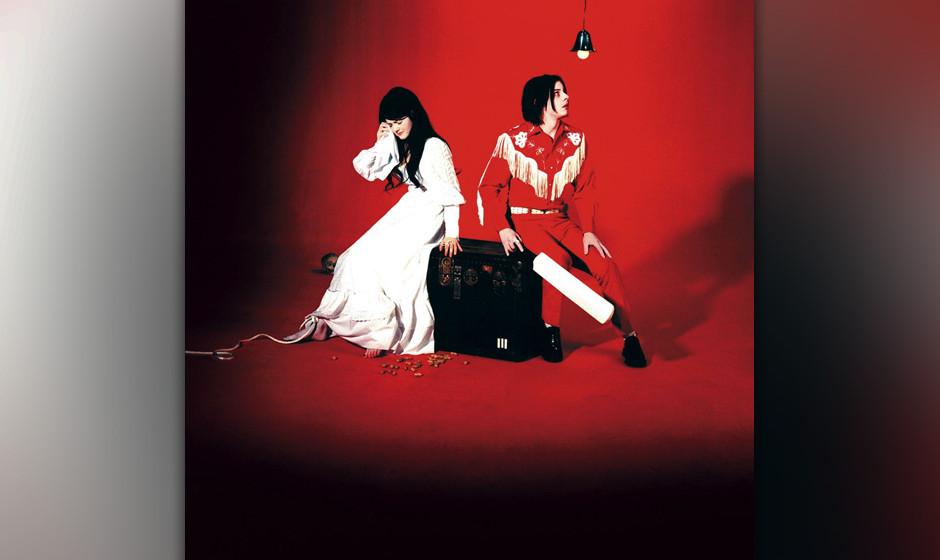 390. Elephant: The White Stripes 2003. Jack und Meg White demonstrierten, dass ihr minimalistischer Garagenrock mehr Tiefe un