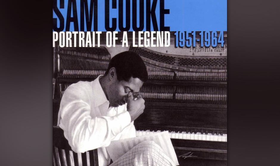107. Sam Cooke - Portrait Of A Legend 1951-1964, 2003 Cooke wagte den Sprung vom Gospel zum Rock'n'Roll. Höhepunkt diese