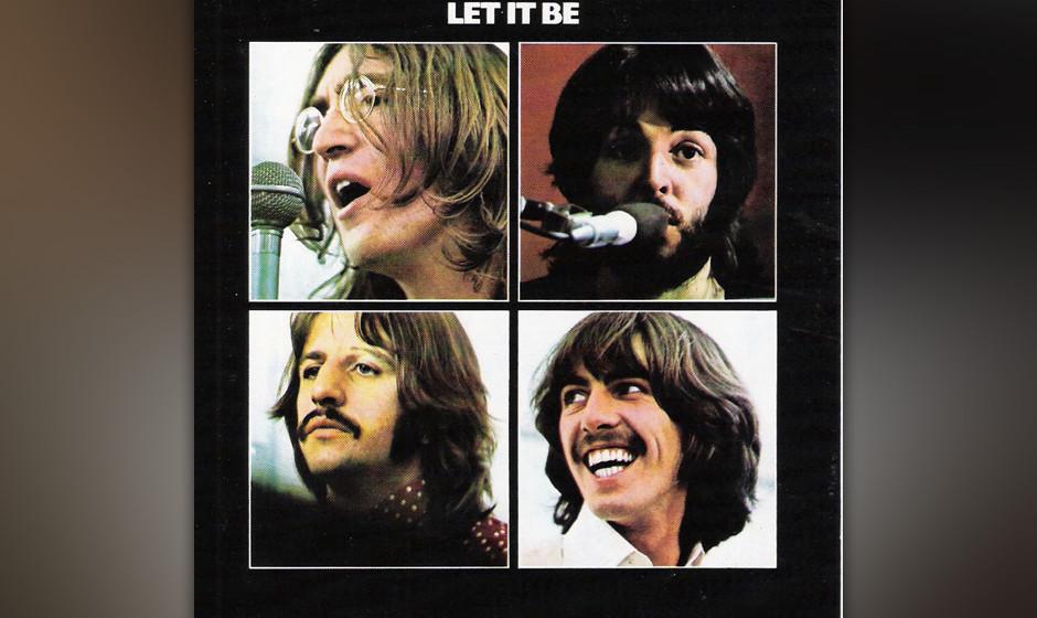 392. Let It Be: The Beatles 1970. Der Sound der größten Popband im Krieg mit sich selbst. George Harrisons mit klagender Er