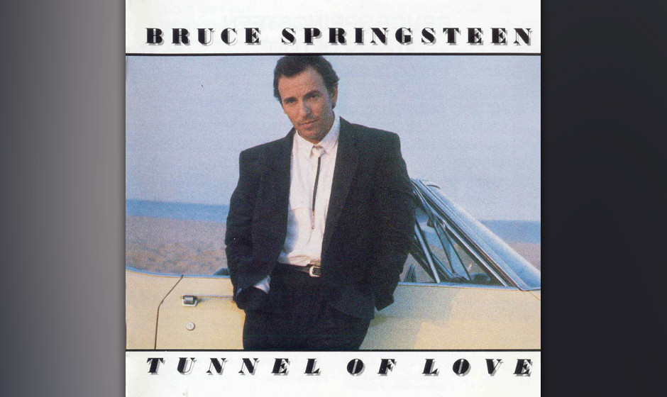 "467. Tunnel Of Love: Bruce Springsteen (1987). Nach dem groß auftrumpfenden ""Born In The U.S.A."" war dies ein Schock: Ei"