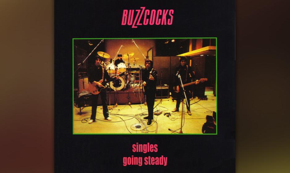 "360. Singles Going Steady: Buzzcocks 1979. ""Singles Going Steady"" verschmilzt acht britische 45er zu einem perfekten Punk"