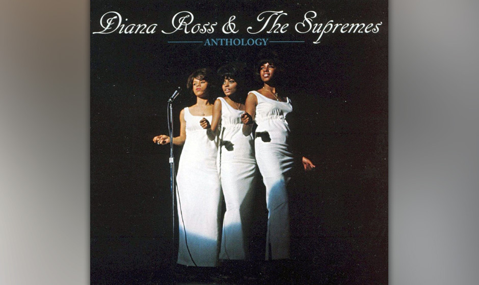 423. Anthology: Diana Ross And The Supremes (1973). Die Supremes waren eine Hitfarbik voller Glamour und Herzschmerz. Diana R