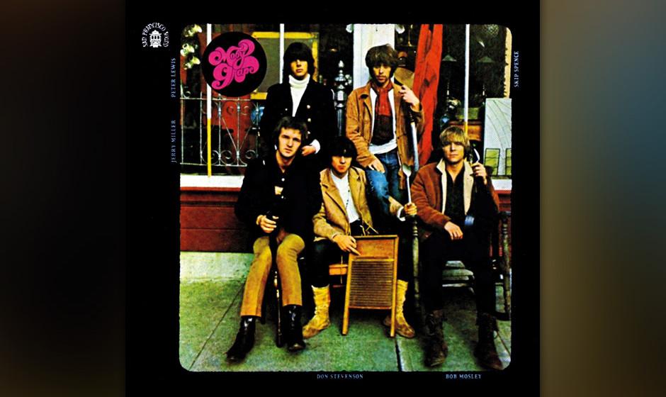 124. Moby Grape - Moby Grape, 1967 San-Francisco-Rock und Hippie-Power-Pop auf seinem Zenit. Moby Grape sangen wie kleine Teu