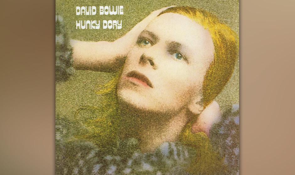 108. David Bowie - Hunky Dory, 1971 Bowies erstes großes Album, im Alter von 24 Jahren aufgenommen, war eine visionäre Misc