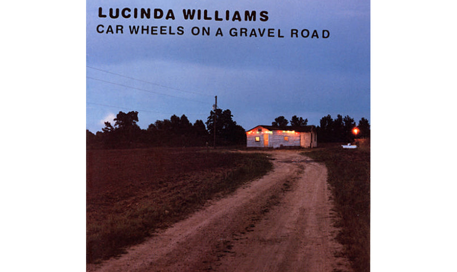 305. Car Wheels  On A Gravel Road: Lucinda Williams,1998. Es dauerte drei qualvolle Jahre, dieses Alternative-Country-Meister