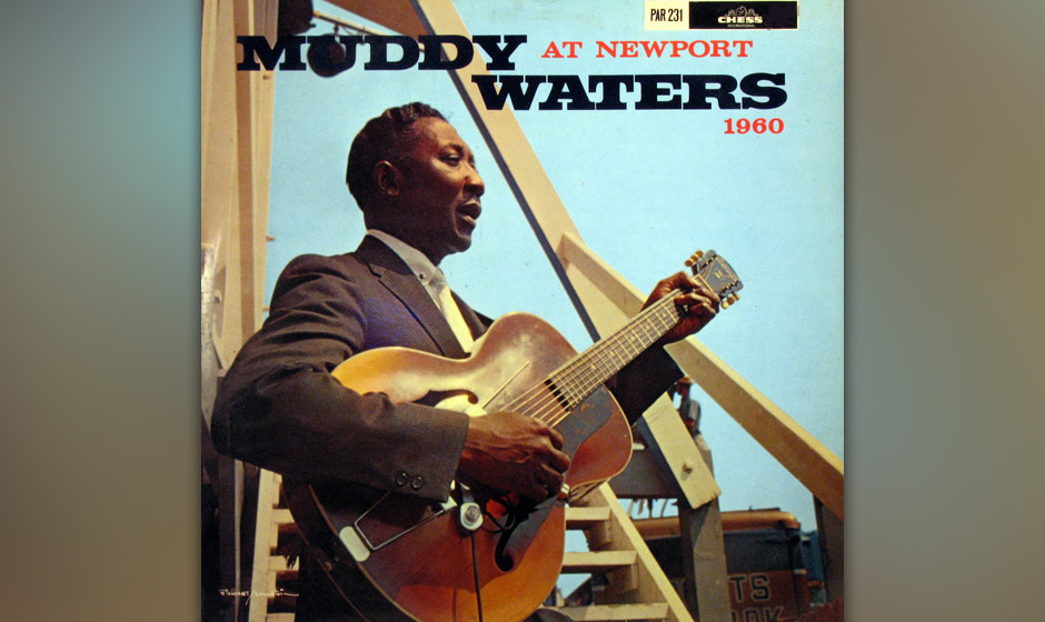 348. At Newport 1960 Muddy Waters, 1960. Ein donnerndes Live-Dokument aus der Zeit, als Waters Chicago-Blues ein größeres P