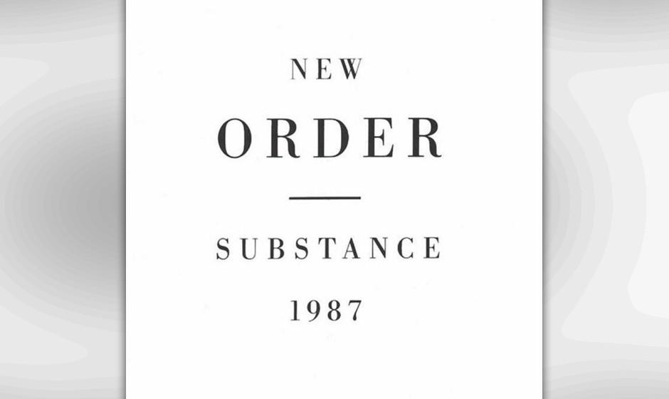 363. Substance: New Order 1987. Die Sammlung von 12-Inch-Singles und Remixen dokumentiert New Orders Transformation von Düst