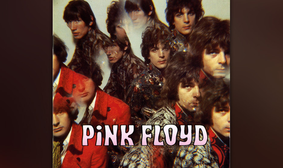 "347. The Piper At The Gates Of Dawn Pink Floyd, 1967. ""Ich bin voller Drogen und Gitarren"", bekannte Syd Barrett. Das Flo"