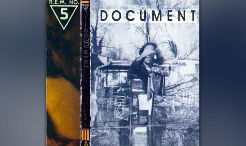 462. Document: R.E.M. (1987). In den Achtzigern probierten R.E.M. mit jedem Album etwas Neues aus, doch dieses geradlinige Ro