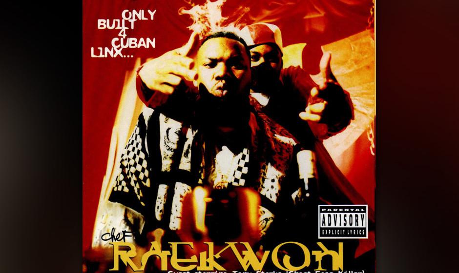 480. Only Built 4 Cuban Linx: Raekwon (1995). Die beste Wu-Tang-Solo-Nummer ist eine Studie in coolen, straff gewobenen Verse