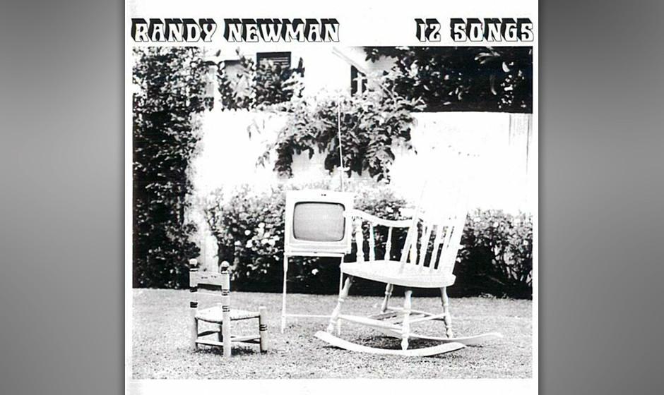 356. 12 Songs: Randy Newman, 1970. Der künstlerische Durchbruch gelang New-man mit seinem zweiten Album, dessen Sound Ry Coo