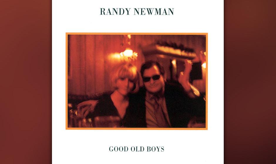 394. Good Old Boys: Randy Newman 1974. Newman versicherte sich mit diesem erbarmungslosen Porträt des amerikanischen Südens
