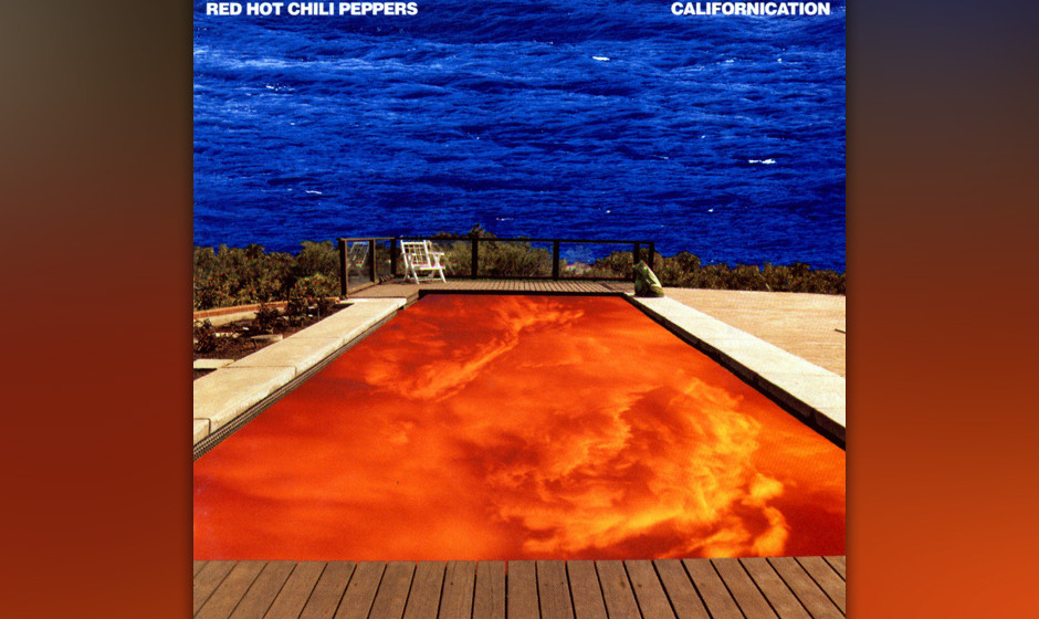 401. Californication: Red Hot Chili Peppers (1999). Songs statt Jams, lautete das Credo dieser Platte. Und Sänger Anthony Ki