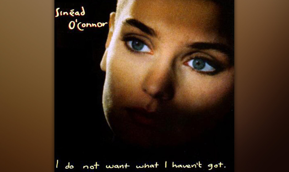 "408. I Do Not Want What I Haven't Got: Sinéad O'Connor (1990). Von ""Nothing Compares 2 U"" über die mütterliche Wä"