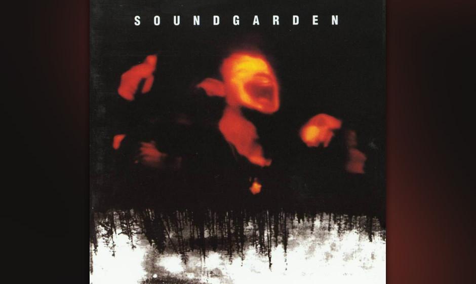 """335. Superunknown: Soundgarden, 1994. Sie waren die headbangende Antwort Seattles auf Led Zeppelin. Doch auf """"Superunknown�"""