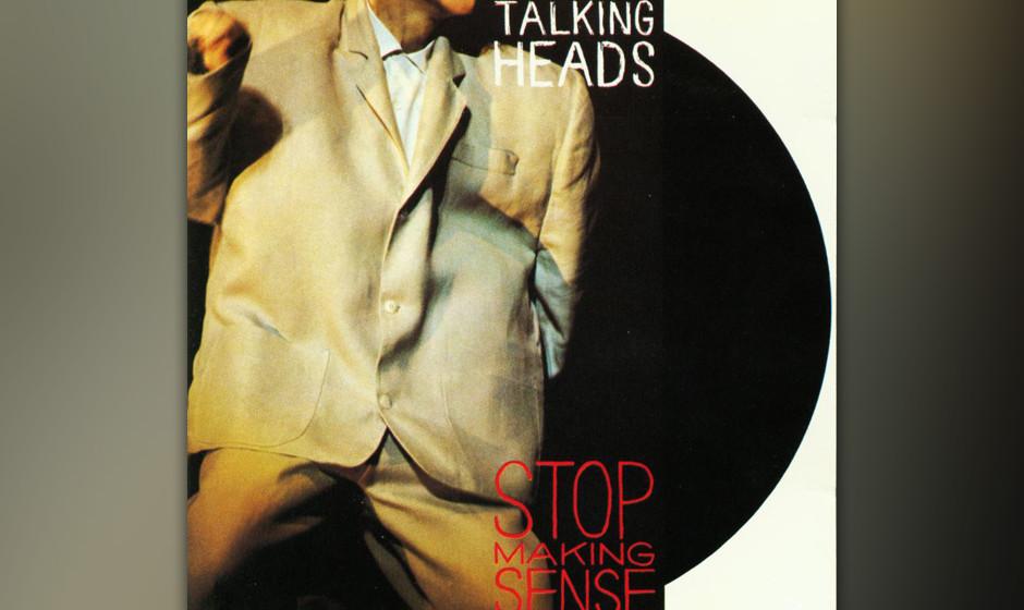 """345. Stop Making Sense: Talking Heads, 1984. Es beginnt mit einer kargen Version von """"Psycho Killer"""" und steigert sich zu"""