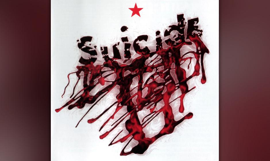 441. Suicide: Suicide (1977). Diese New Yorker Synthie-Punks evozieren so ziemlich alles zwischen Velvet Underground und Rock