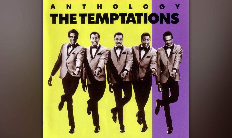 400. Anthology: The Temptations (1995). Dieses Soul-Quintett lieferte ein Meisterwerk dampfenden, gospellastigen Souls nach d