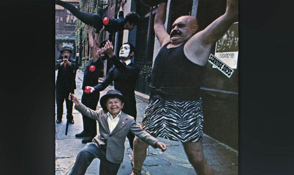 409. Strange Days: The Doors (1967). Mit ihrem zweiten Album brachen die Doors zu düsteren Gestaden auf. Die eingängige Sin