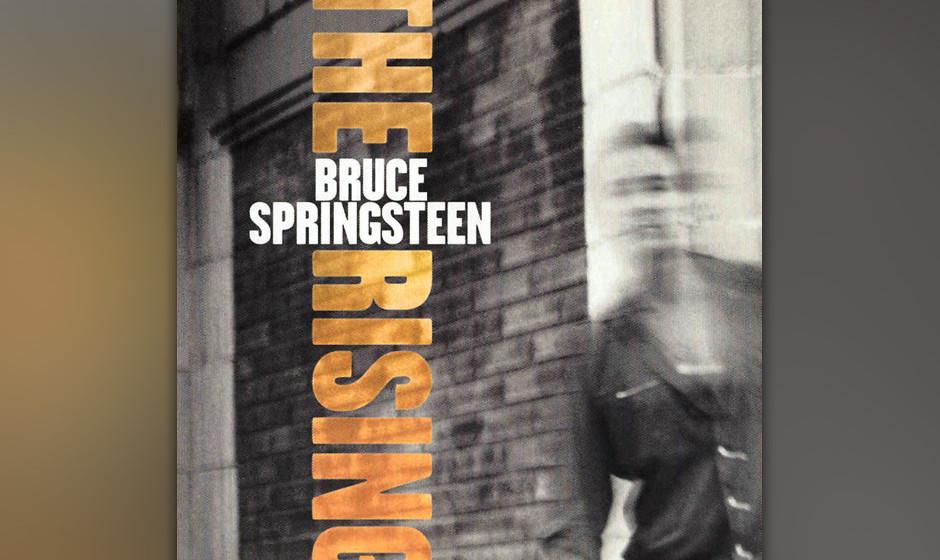 424. The Rising: Bruce Springsteen (2002). Springsteens Antwort auf 9/11 war ein außergewöhnliches Requiem, in dem er nach