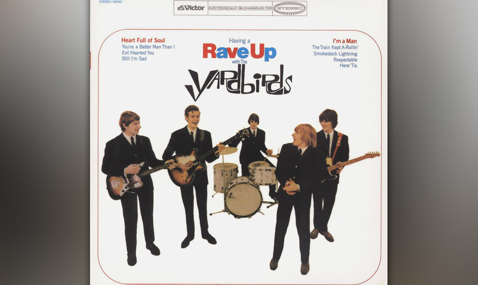 355. Having A Rave Up With The Yardbirds: The Yardbirds, 1965. Befreit vom Blues-Purismus Eric Claptons und beflügelt von Je