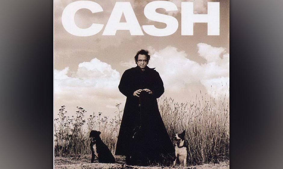 366. American  Recordings: Johnny Cash 1994. Nachdem ihn das Country-Establishment lange ignoriert hatte, kam Cash mit diesem