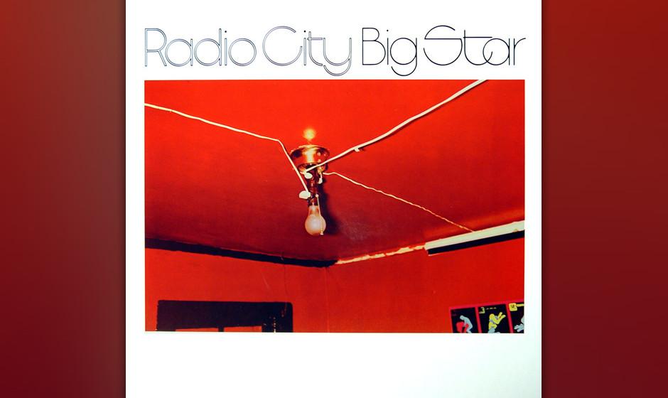 405. Radio City: Big Star (1974). Wie bei Velvet Underground war auch der Einfluss von Big Star um ein Vielfaches größer al